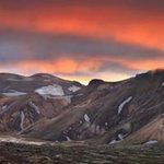 Du lịch - Vẻ đẹp ngoạn mục của vùng núi lửa ở Iceland