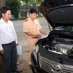 Tin tức trong ngày - Phí đăng ký xe: Đề nghị tăng sốc