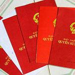 Tài chính - Bất động sản - Chính phủ lo ngại lừa đảo bằng 'sổ đỏ' giả