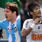 Bóng đá - Messi-Neymar đọ tài bàn thắng đẹp nhất 2012
