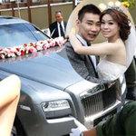 Ô tô - Xe máy - Lễ cưới toàn siêu xe của Lee Chong Wei