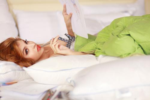 Andrea Aybar nóng bỏng trong phòng ngủ - 12