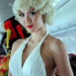 Ngọc Quyên hóa Marilyn Monroe