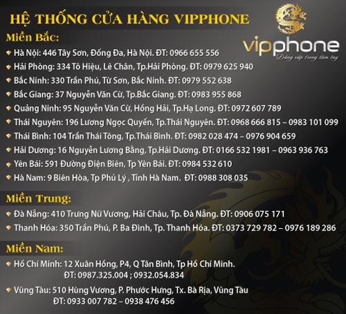 VIPPhone – Hãng điện thoại Đài Loan đang nổi - 6