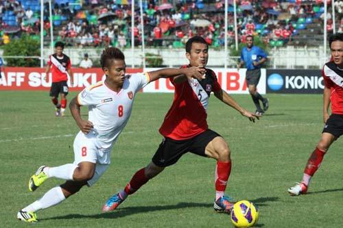 Myanmar dự AFF Cup: Yan Paing trở lại - 1