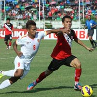 Myanmar dự AFF Cup: Yan Paing trở lại