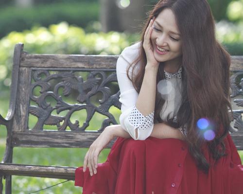 Bảo Anh đẹp hút mắt trong MV mới - 5