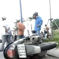 Tai nạn giao thông tại TP.HCM