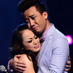 Ca nhạc - MTV - Trấn Thành lại khóc trên sân khấu
