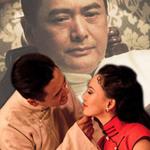 Phim - Quá nhập vai, Châu Nhuận Phát quên cả vợ