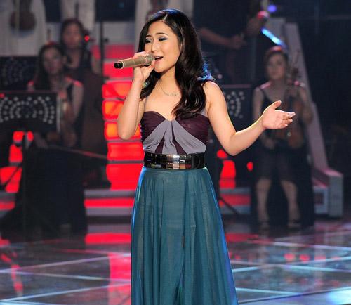Nhìn lại hình ảnh Hương Tràm The Voice - 11