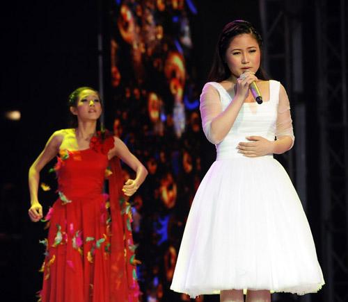 Nhìn lại hình ảnh Hương Tràm The Voice - 2
