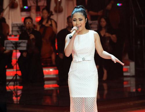 Nhìn lại hình ảnh Hương Tràm The Voice - 6