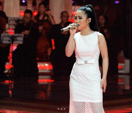 Nhìn lại hình ảnh Hương Tràm The Voice - 7