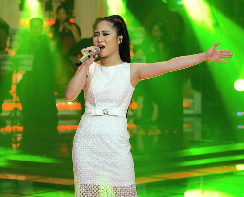 Nhìn lại hình ảnh Hương Tràm The Voice - 8