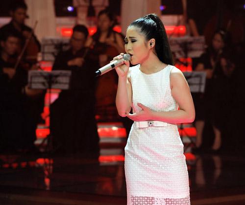 Nhìn lại hình ảnh Hương Tràm The Voice - 9