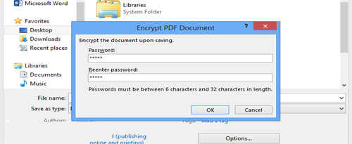 Encrypt PDF files in Word 2013, Information Technology, Microsoft Office 2013, PDF format in Microsoft Office 2013, PDF format, Microsoft, Office 2013, download Microsoft Office 2013, install the Microsoft Office 2013, Microsoft Office 2013 Using Microsoft Office 2013, PDF files, PDF, information technology, tips,