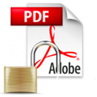 Encrypt PDF files in Word 2013