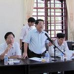 Tin tức trong ngày - Đề nghị cách chức một chủ tịch tỉnh