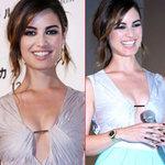 Thời trang - Bond girl nước Pháp khoe khe ngực lệch
