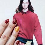 Trang điểm - Soi màu nail đẹp từ sàn catwalk