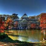 Du lịch - Lung linh cung điện pha lê ở Madrid