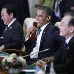 Thế giới - Gặp lãnh đạo Trung - Nhật: Obama nói gì?