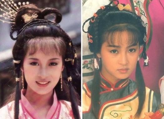 Mỹ nữ tài sắc phim kiếm hiệp Kim Dung - 1