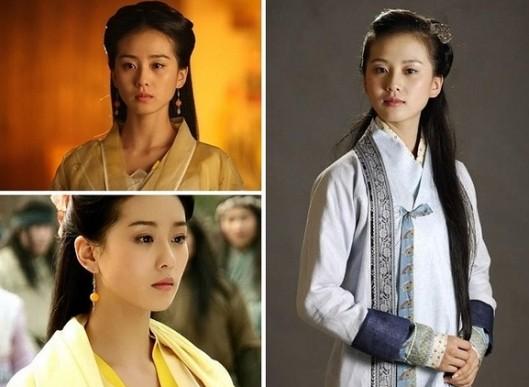 Mỹ nữ tài sắc phim kiếm hiệp Kim Dung - 4