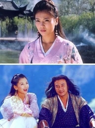 Mỹ nữ tài sắc phim kiếm hiệp Kim Dung - 5