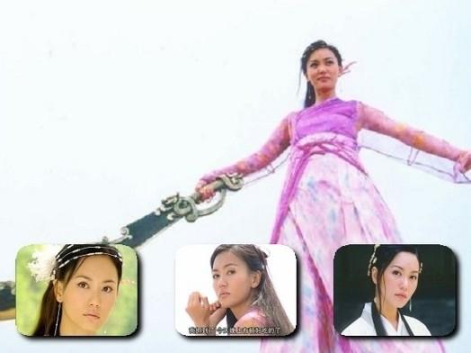 Mỹ nữ tài sắc phim kiếm hiệp Kim Dung - 8