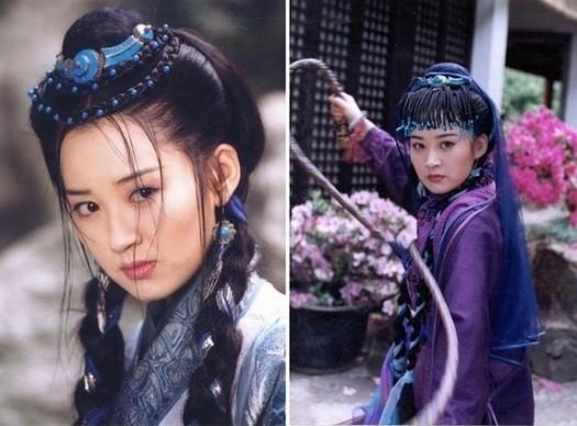Mỹ nữ tài sắc phim kiếm hiệp Kim Dung - 7