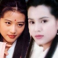 Mỹ nữ tài sắc phim kiếm hiệp Kim Dung