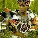 Thời trang - Trương Nam Thành sexy trên đồng hoang