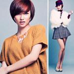 Thời trang - Hồng Quế xinh tươi đón khúc giao mùa