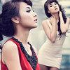 Nga Tây, cô gái sexy nhất Hoa khôi Hà Nội