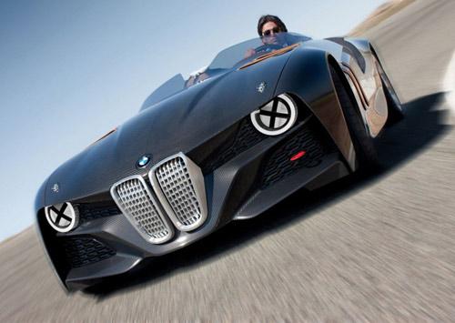 BMW 328 Hommage: Độc đáo và gợi cảm - 2