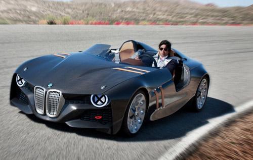 BMW 328 Hommage: Độc đáo và gợi cảm - 3