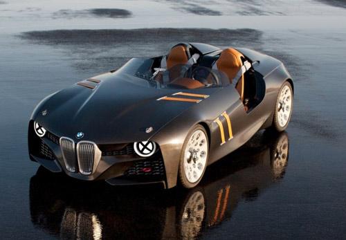 BMW 328 Hommage: Độc đáo và gợi cảm - 4