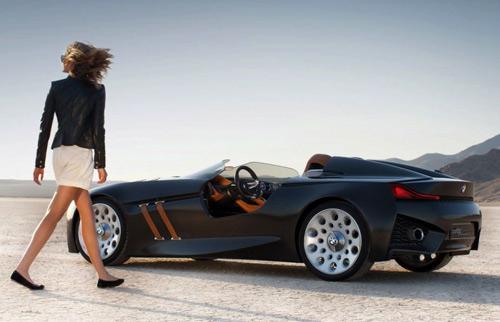 BMW 328 Hommage: Độc đáo và gợi cảm - 6