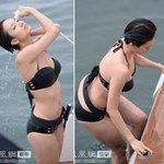 Thời trang - Á hậu Hồng Kông mỡ màng cùng bikini