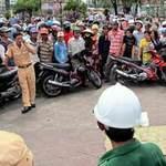 Tin tức trong ngày - Bắt cướp định tấn công xe chở tiền ngân hàng