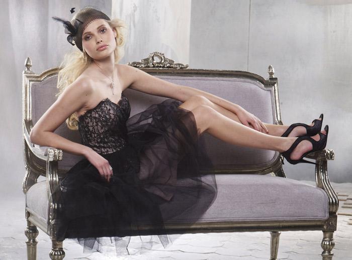 Váy phù dâu lãng mạn và yêu kiều - 11