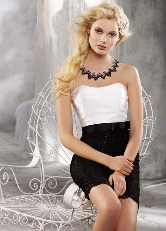 Váy phù dâu lãng mạn và yêu kiều - 3