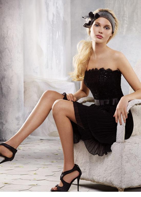 Váy phù dâu lãng mạn và yêu kiều - 6