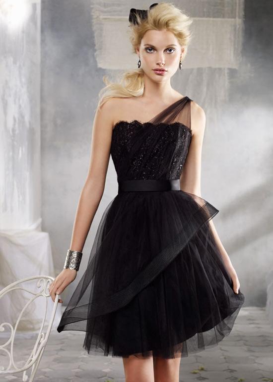 Váy phù dâu lãng mạn và yêu kiều - 5