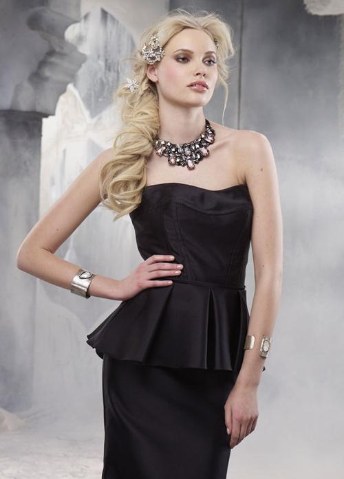 Váy phù dâu lãng mạn và yêu kiều - 4