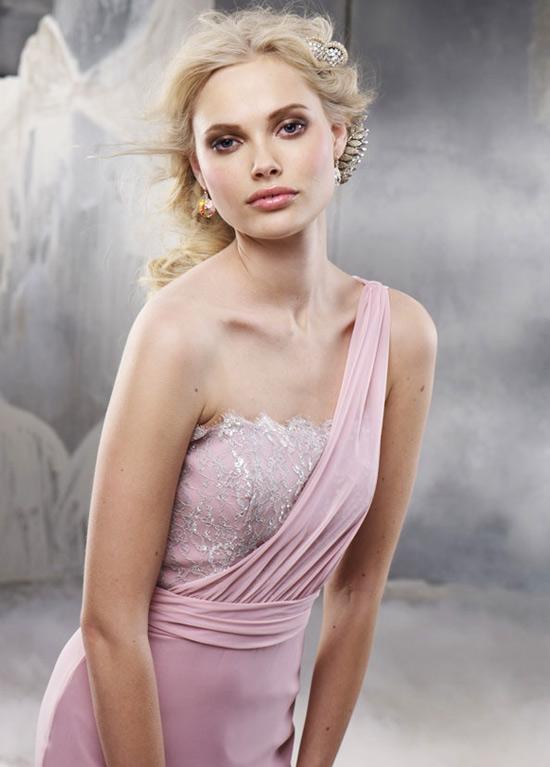 Váy phù dâu lãng mạn và yêu kiều - 9
