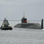Tin tức trong ngày - Chiêm ngưỡng siêu tàu ngầm hạt nhân Nga