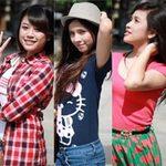Bạn trẻ - Cuộc sống - Miss Teen khoe dáng trên phố Sài Gòn